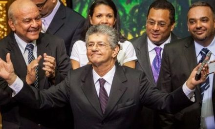WikiLeaks Reveal What the US Really Thinks of Henry Ramos Allup