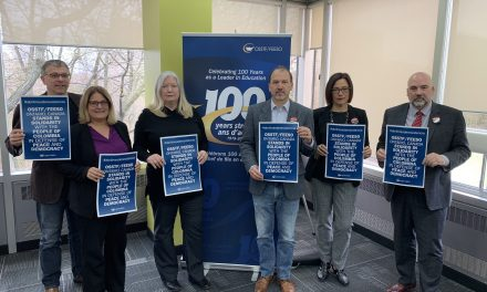 Provincial Executive of the Ontario Secondary School Teachers' Federation in support of the striking workers in Colombia